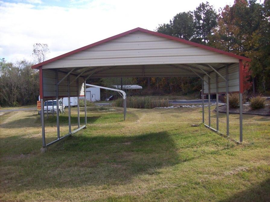 Carport A-Frame