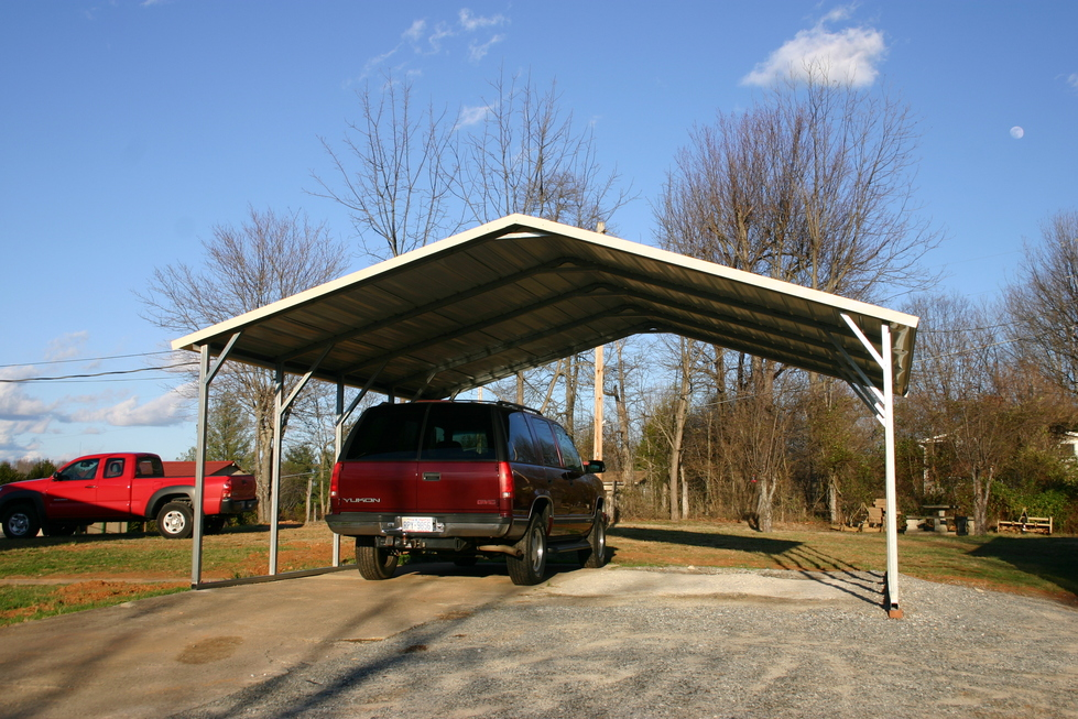 Engineered Carport