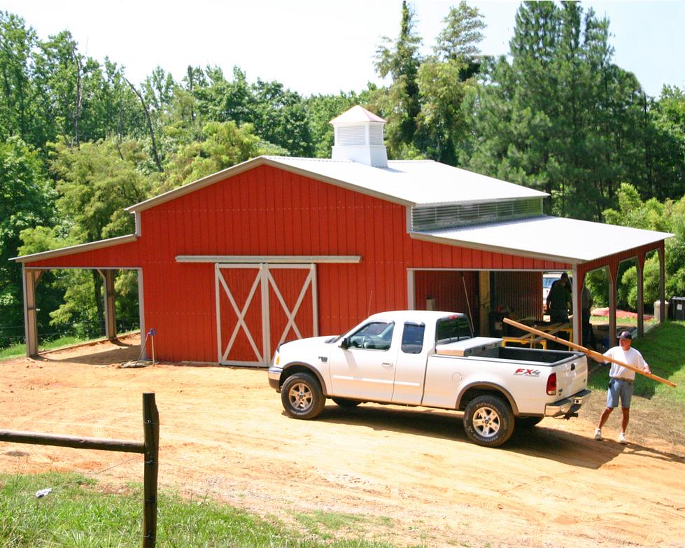 Farm Barns