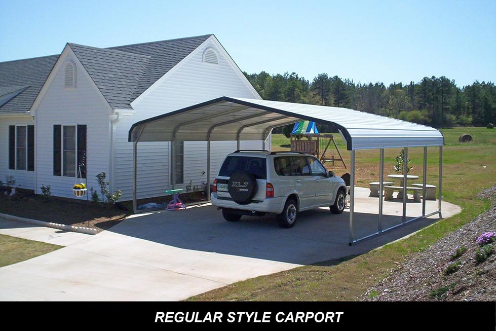 Free Standing Carport