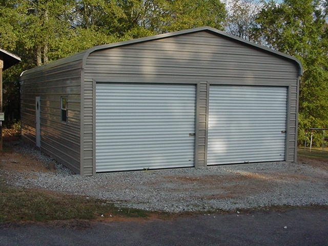 Double Garage - Double Garages