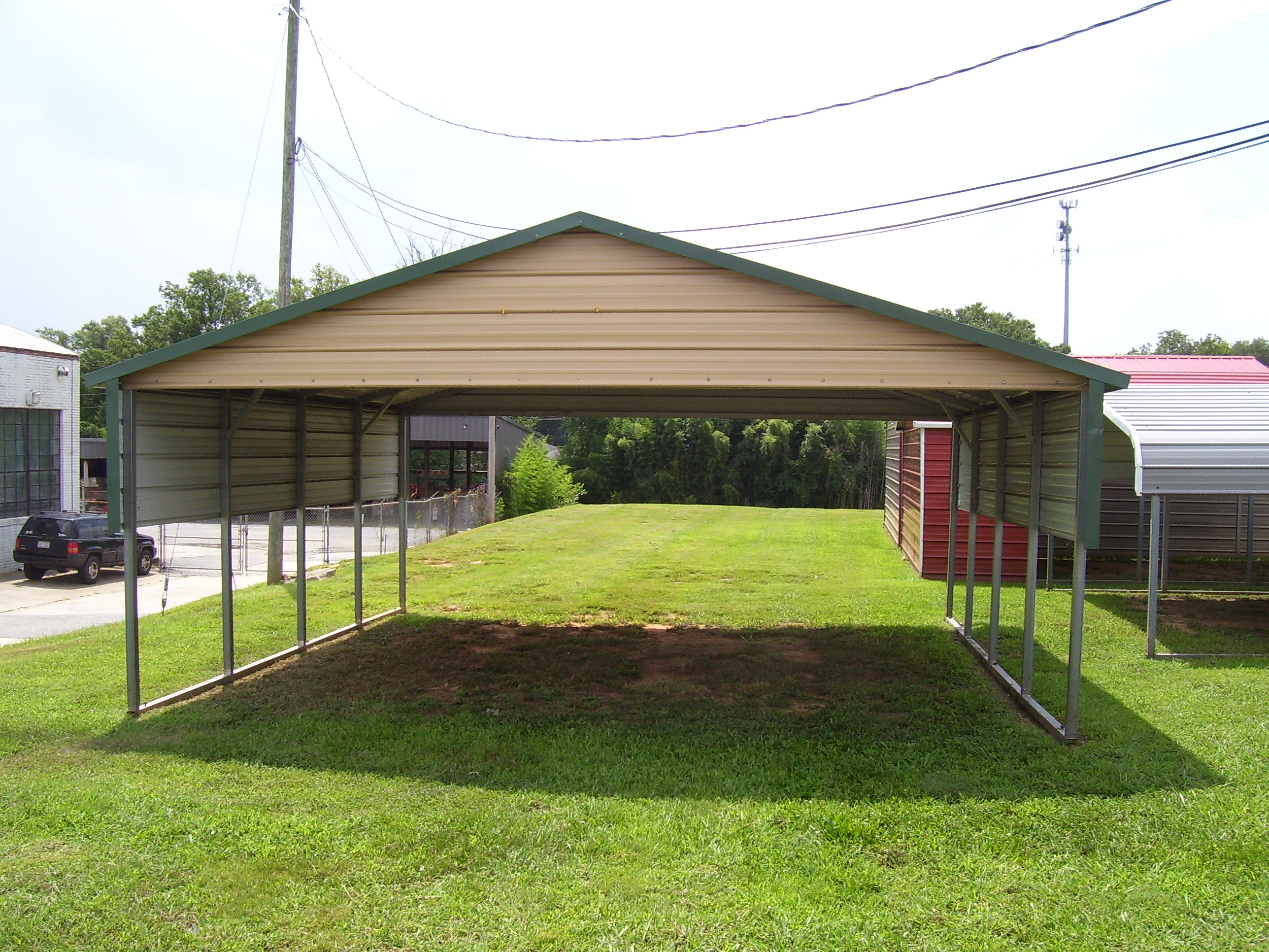 Carport Kits Texas Tx Metal Carport Kits