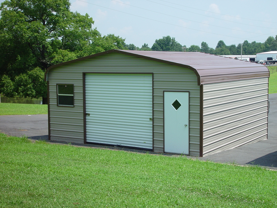 Metal Garages Georgia GA