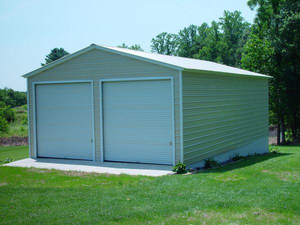 Metal Garages Iowa IA