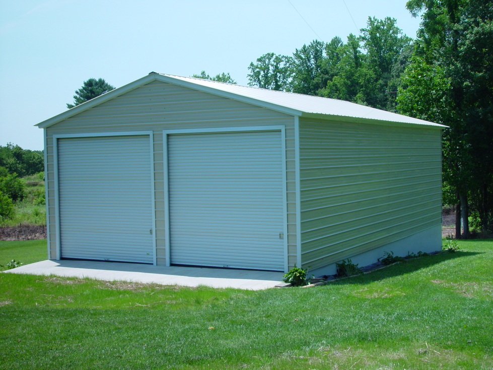 Metal RV Garages