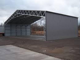Metal Steel Buildings