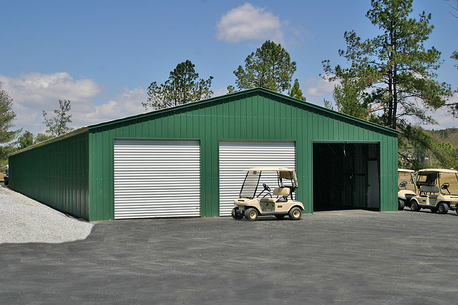 Portable Metal Warehouse