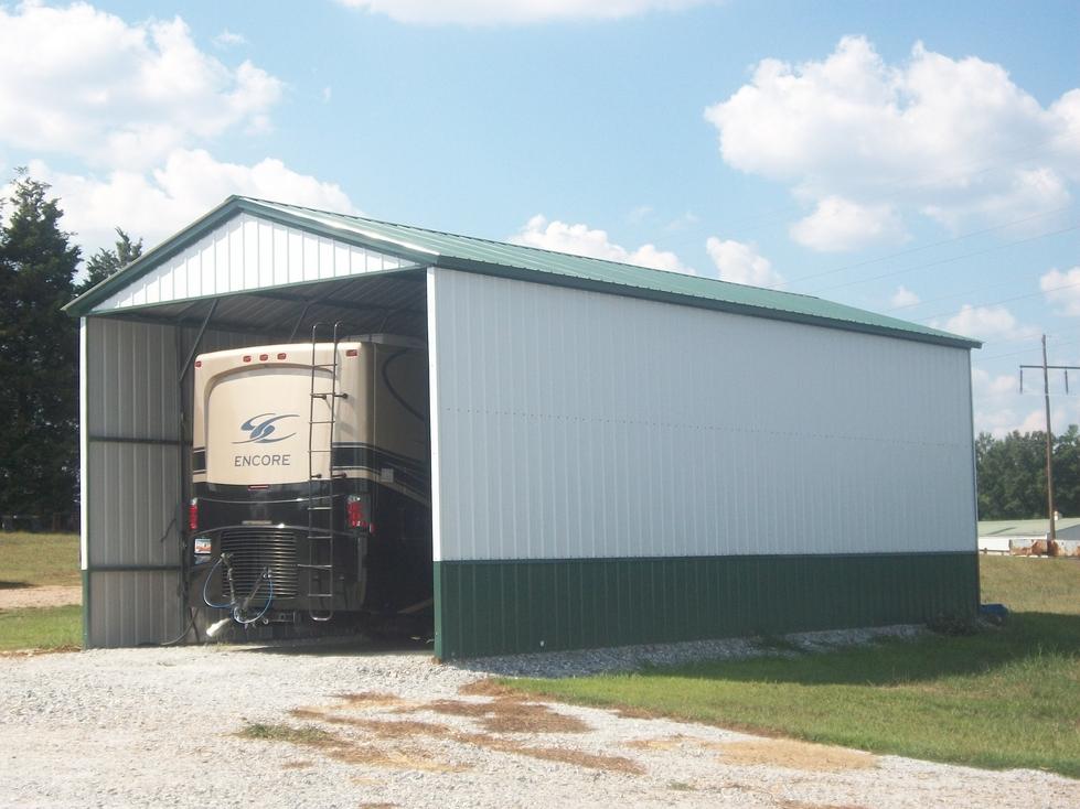 RV Garage - Metal RV Garages - Metal RV Ports