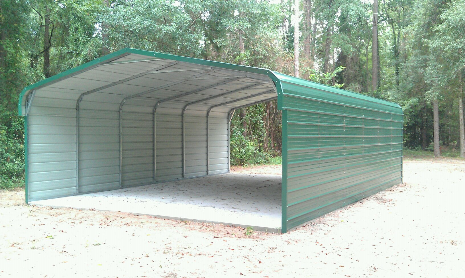 Regular Style Carport