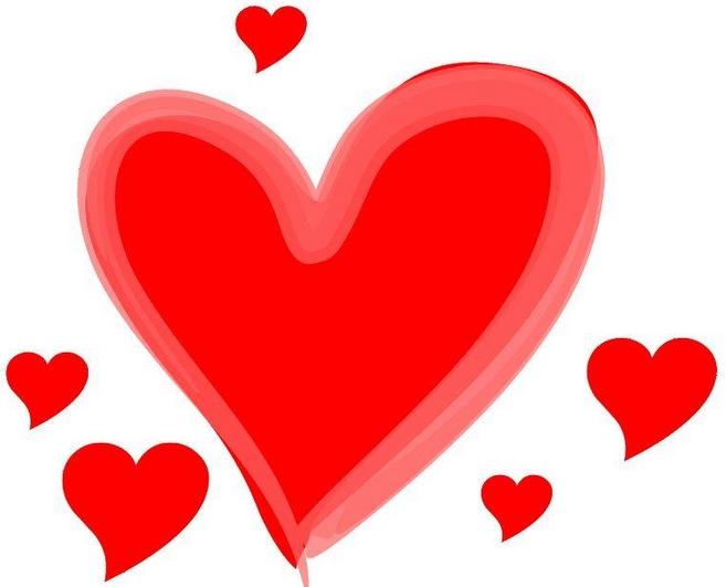 amor corazones. Amor middot; Individualismo