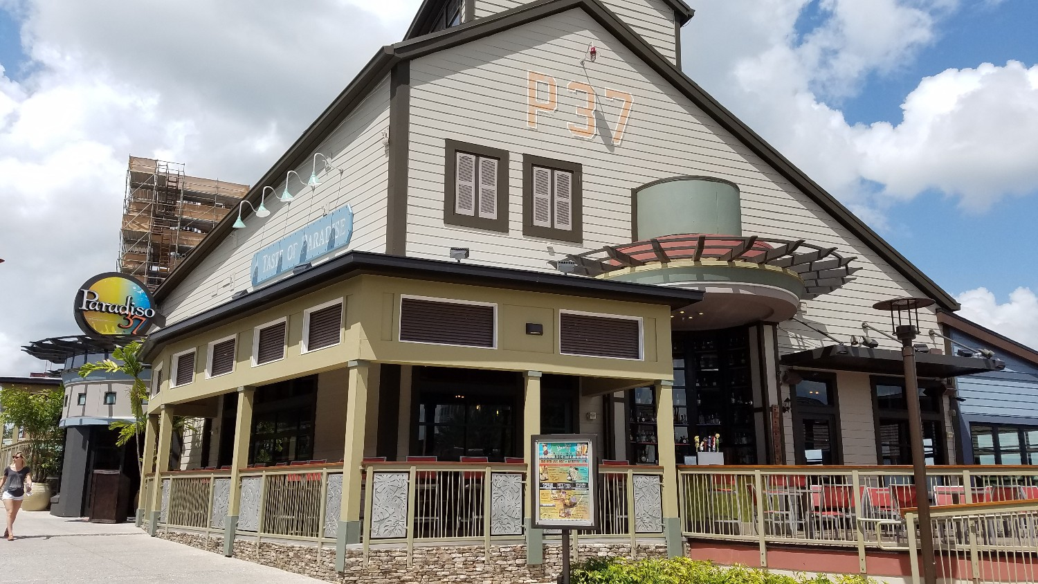 Paradiso 37 at Disney Springs