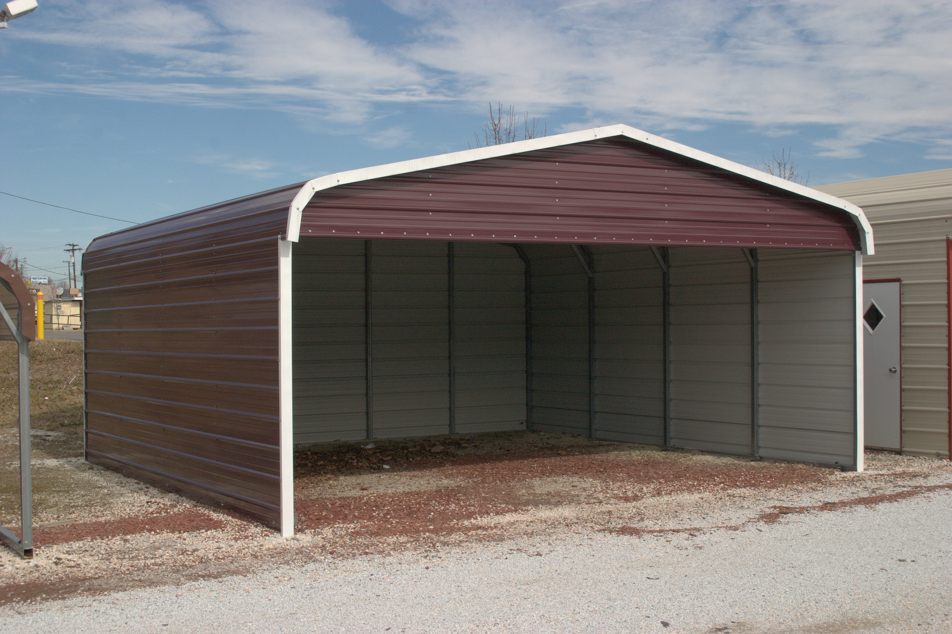 Regular Style Carports