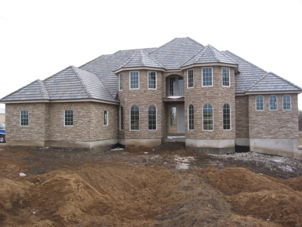 cultured stone masonry samples kansas city
