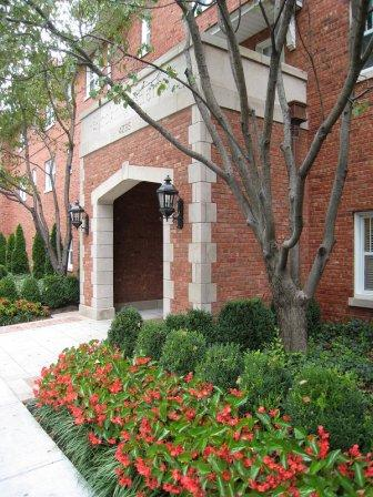 Brick and Stone Entrys | Kansas City | Brotherton Masonry