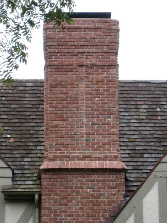 Stone and Brick Chimneys | Kansas City | Brotherton Masonry