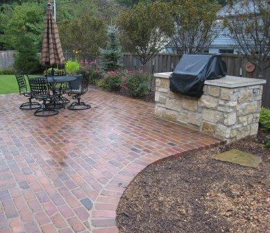 Photo Gallery: Stone/Brick Patios By Brotherton Masonry, Inc. | Kansas City,  MO Metro Area