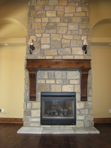 Fireplace Inserts For Bathrooms Fireplace Mantel With Insert