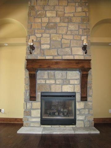 Brotherton Masonry, Inc. | Brick/Stone Masonry Fireplaces | Kansas ...