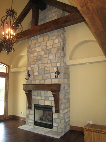 Inc. | Brick/Stone Masonry Fireplaces | Kansas City Masonry Contractor