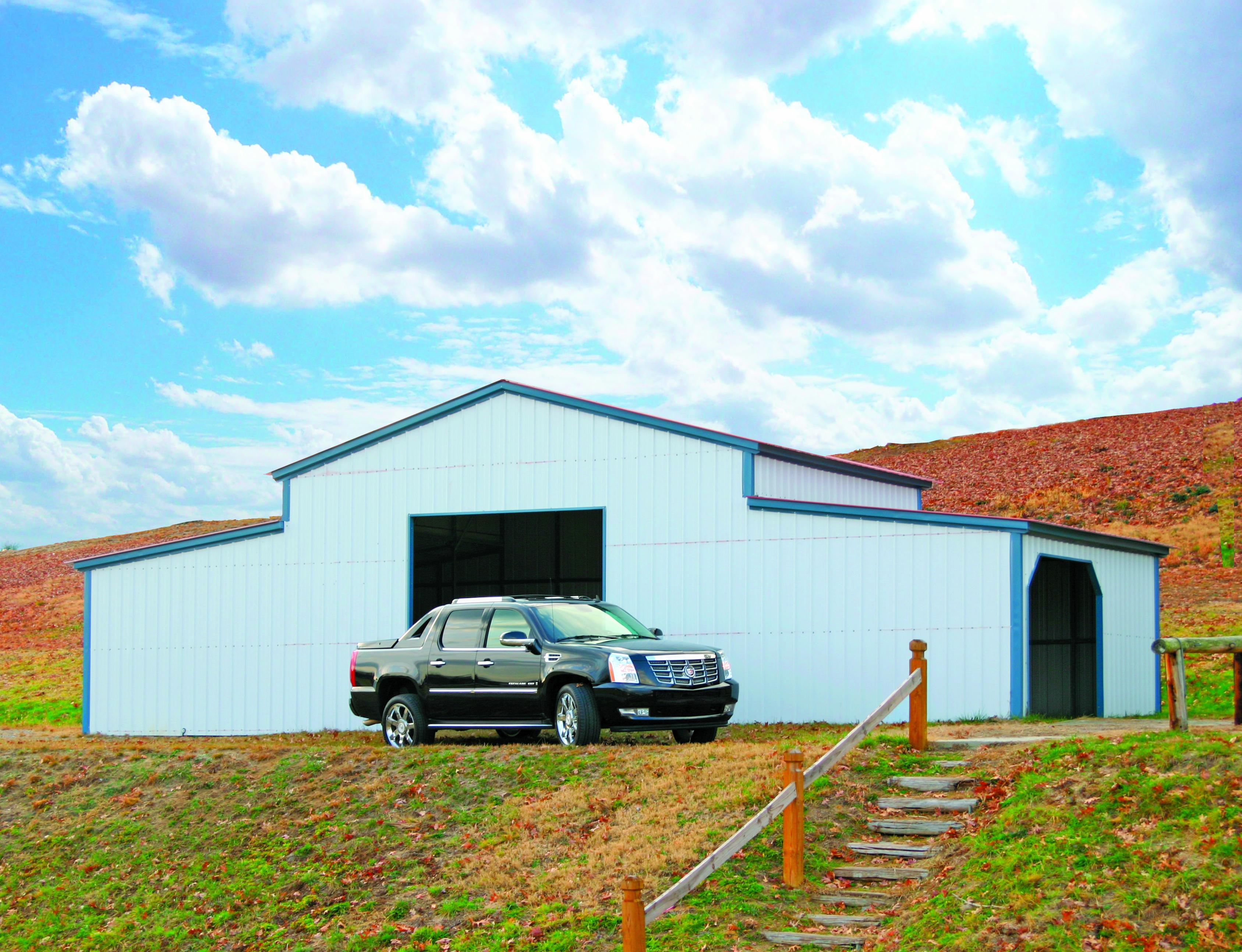Alabama metal barn prices steel barns pole barns al for Pole barn tin