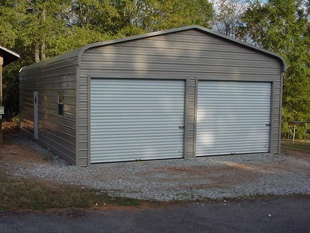 Metal Garages Ohio