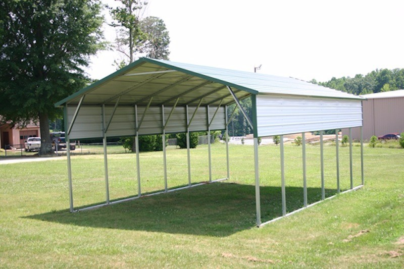 Louisiana Carport Kit