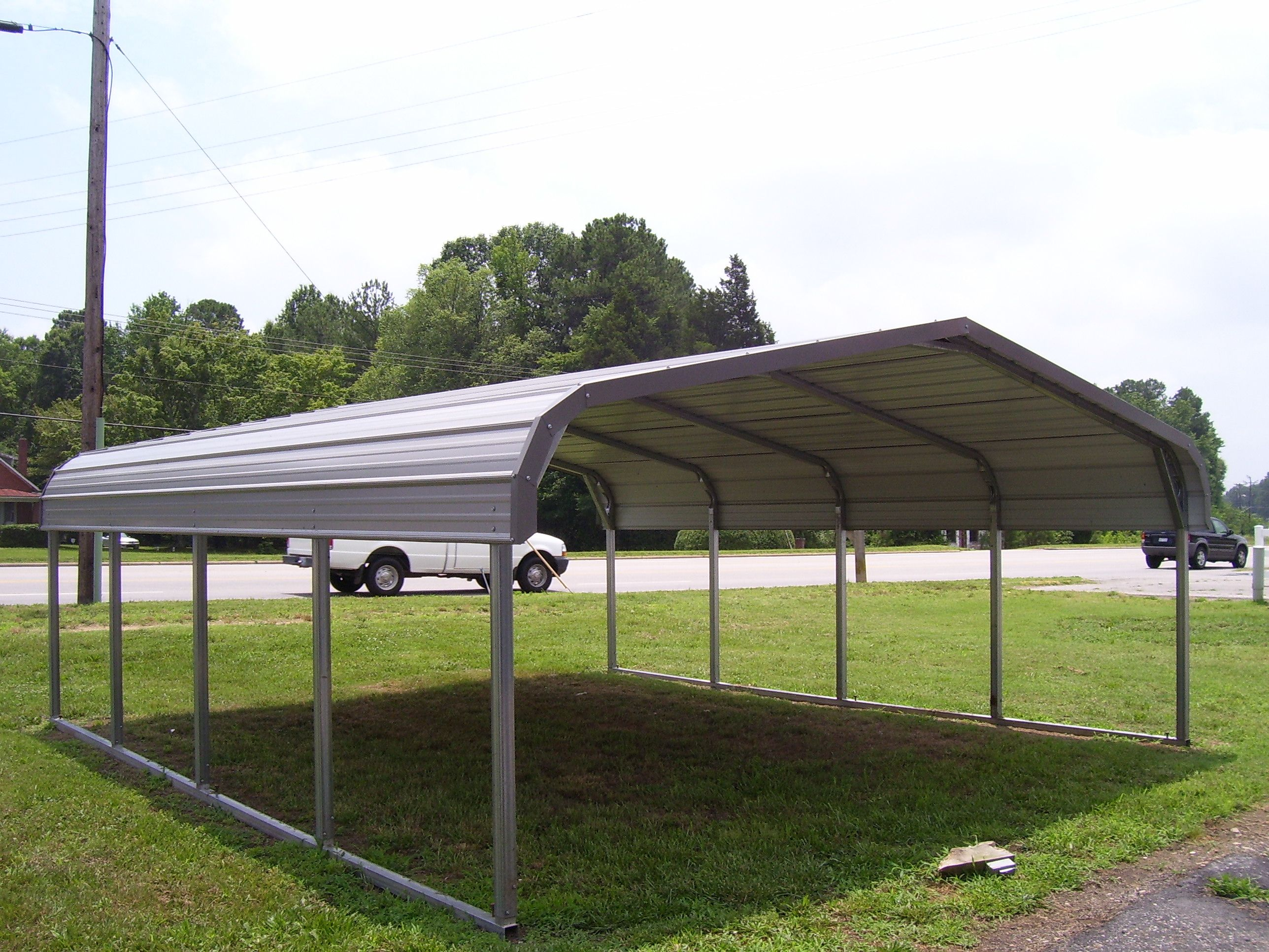 Georgia GA Metal Carports | Steel Garages Georgia GA
