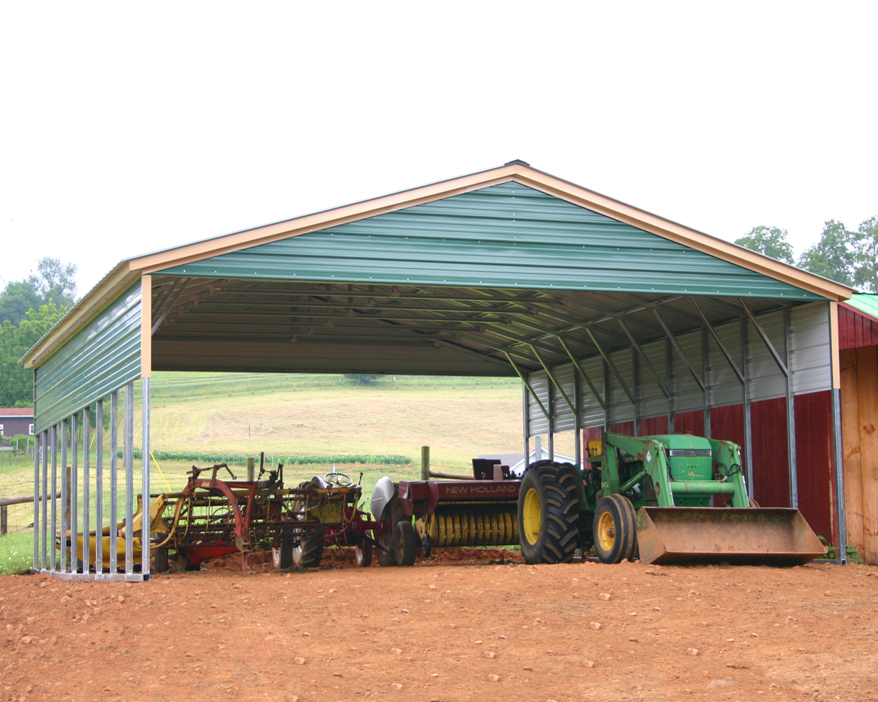 Triple-Wide-Carports-Vertical