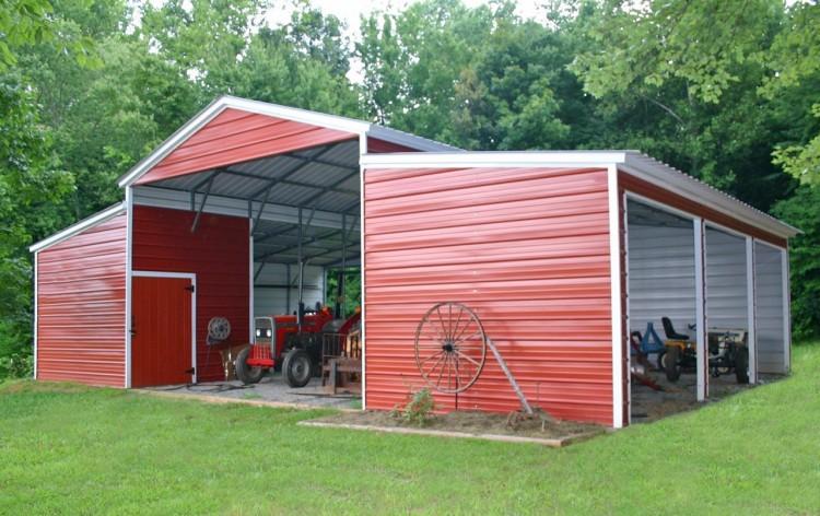 Metal Barns