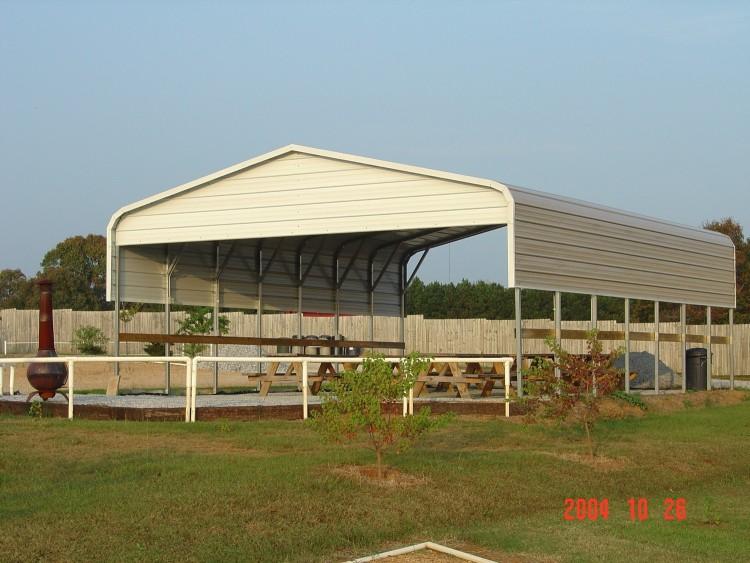Alabama Steel Carports