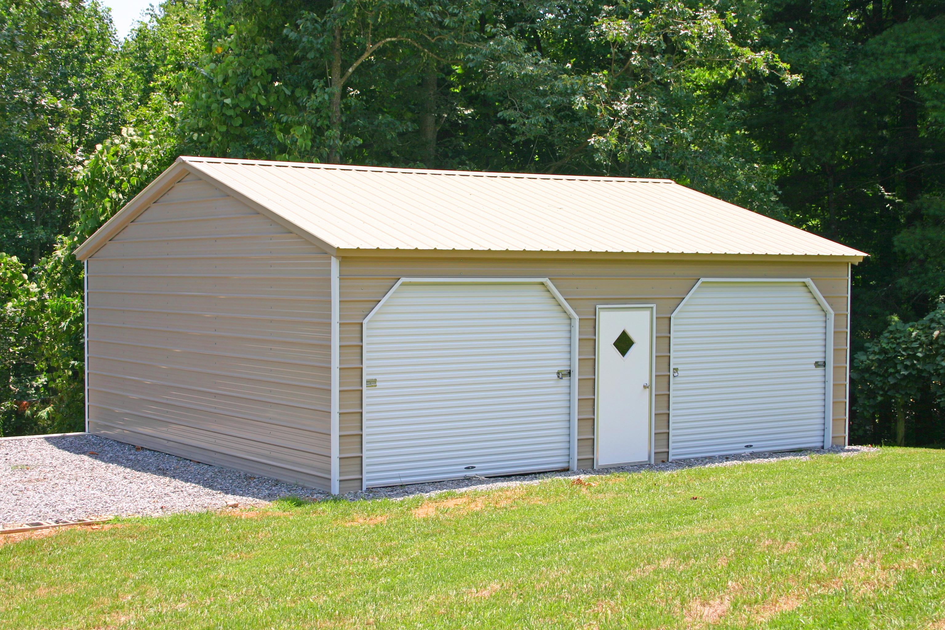 Enclosed Garage.JPG