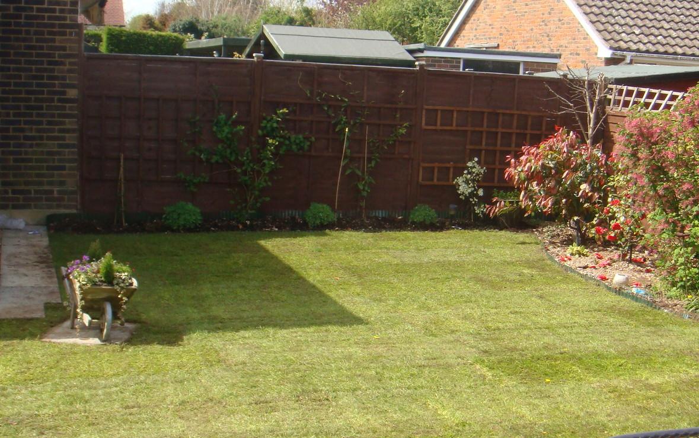 Garden design for Garden house design west sussex