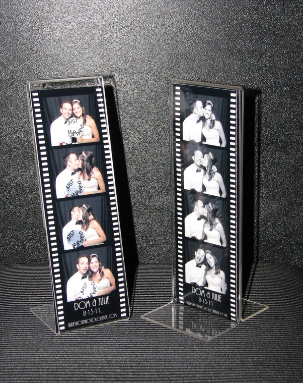 2x6 photo booth frames, sure shot photo lounge