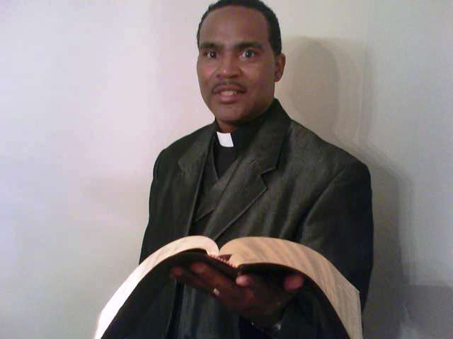 Bishop J.Jr. Hairston