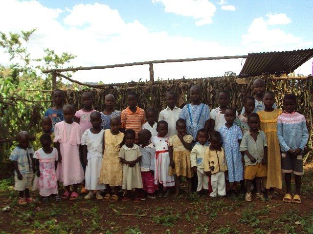 Kenya Church and Orphans