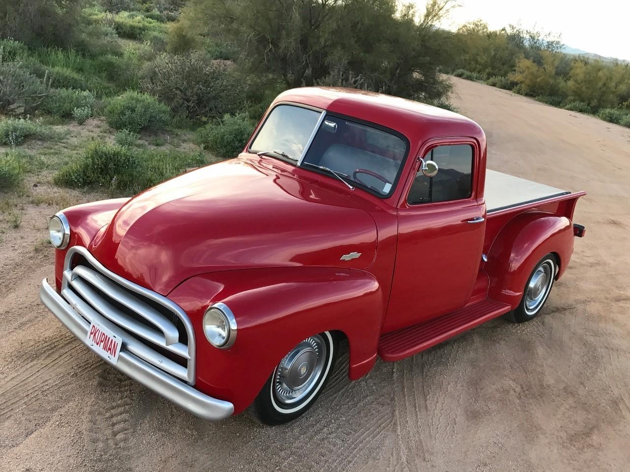 1951 Chev PU Red (31)