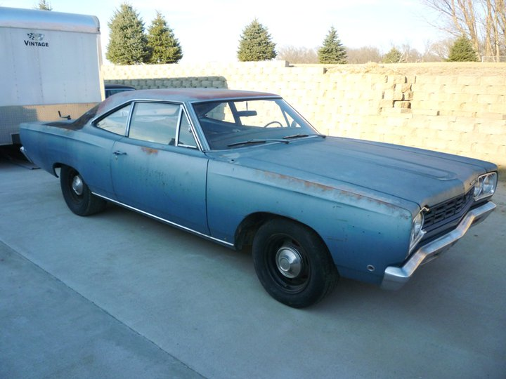 Rockwells Muscle Cars Classics Project Vehicles - Classic car projects