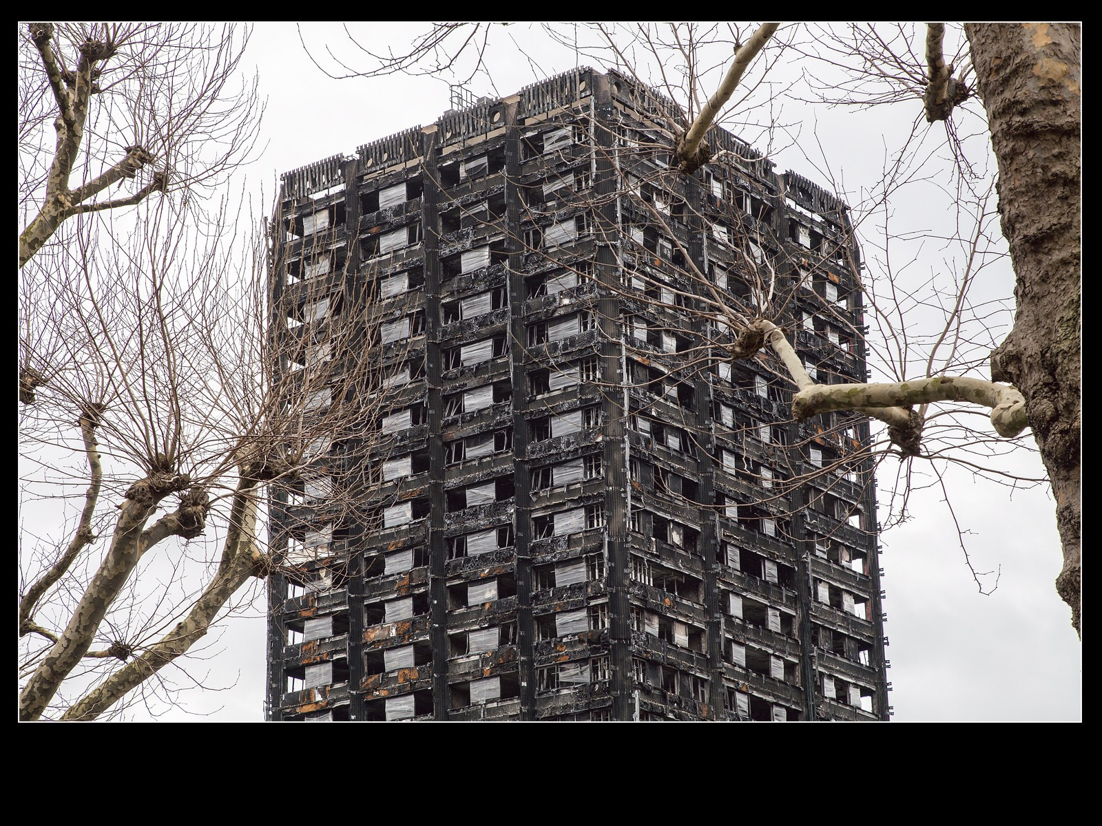 Black Tower - Grenfell