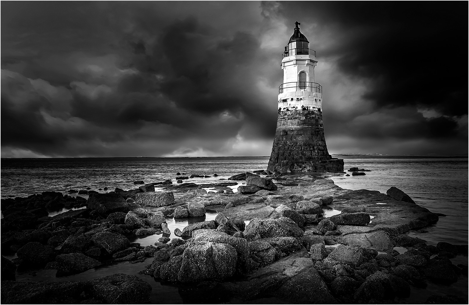 Scar Lighthouse