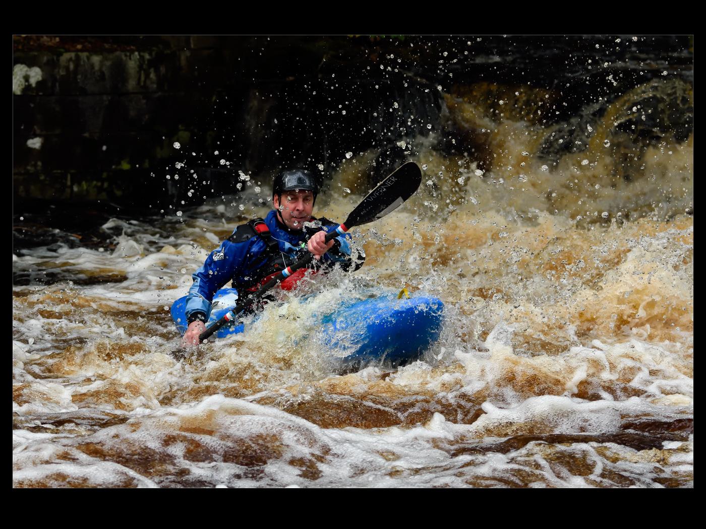 washburn valley Kayaking