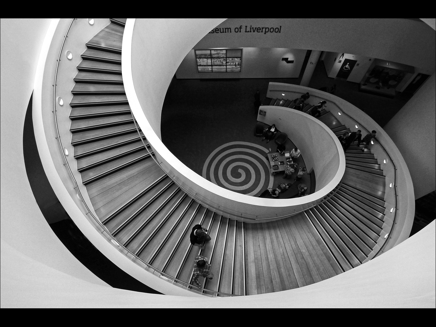 10_Anne-Marie Imeson_Stairway Museum of Liverpool