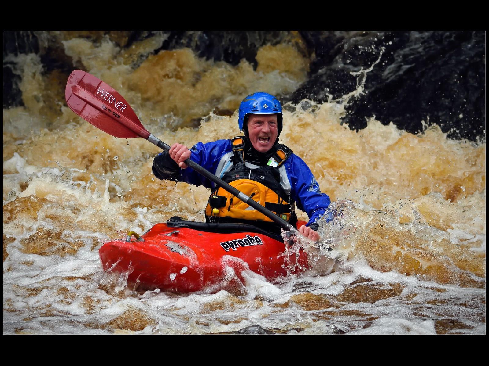 White - water Kayaking
