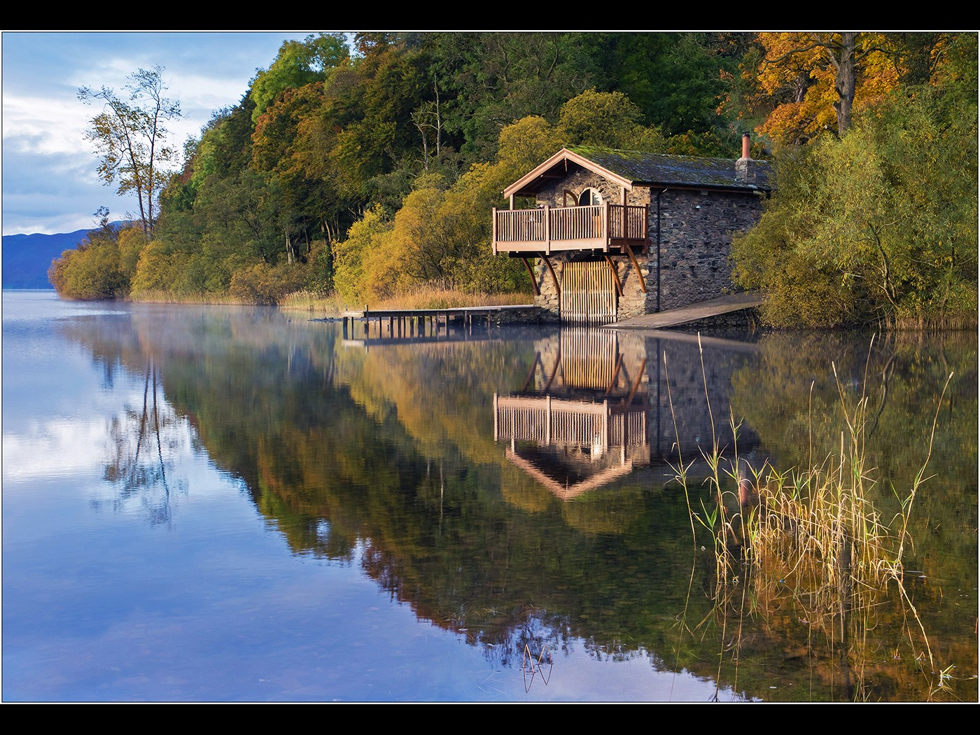 Boathouse - Ullswater