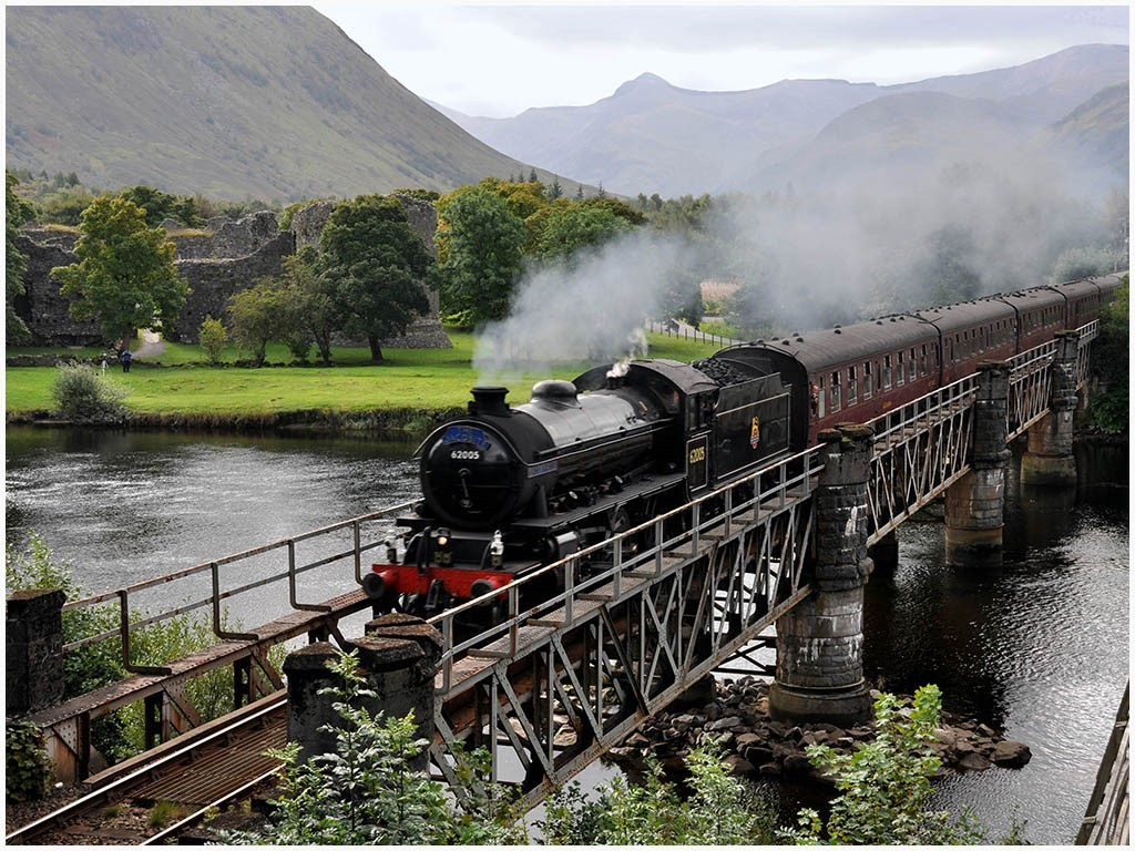 standard 62005 crossing River Ness