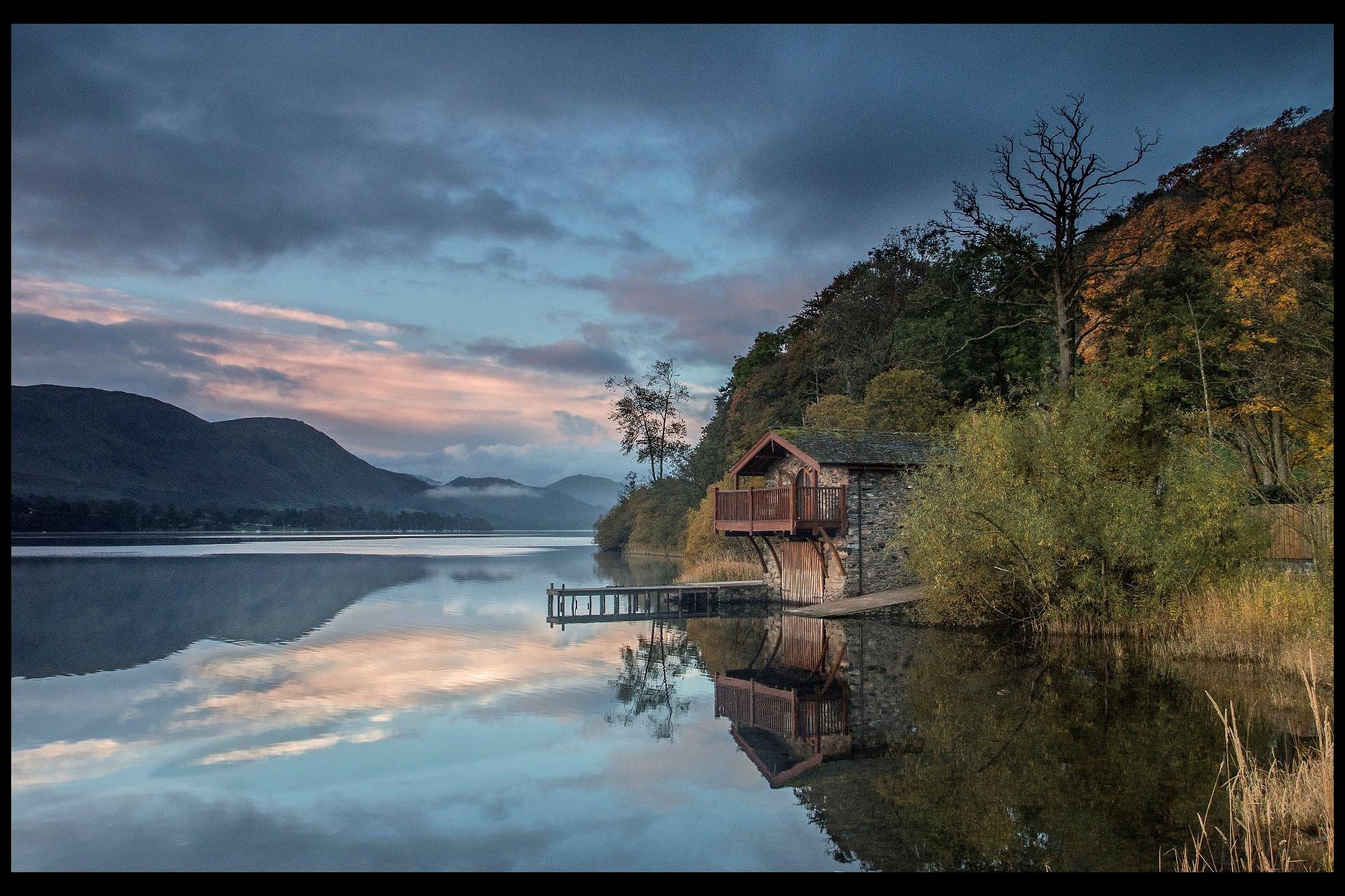 Boat House, Ullswater