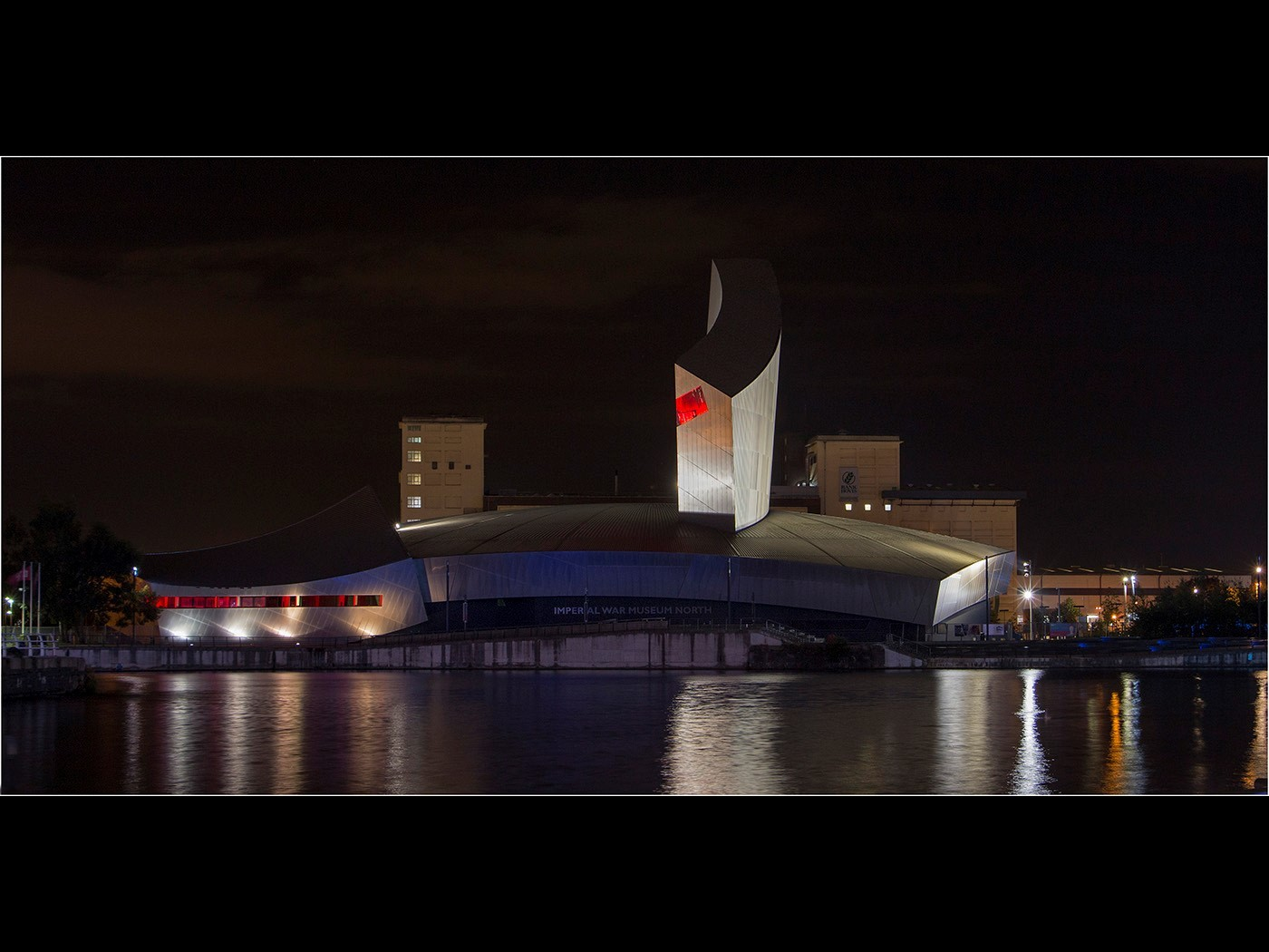 Imperial War Museum Salford Quays
