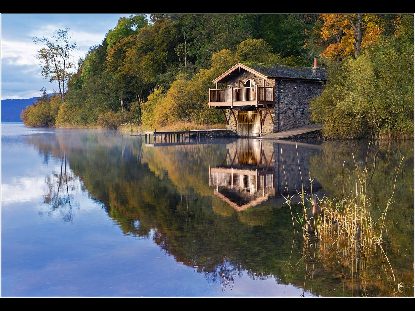 Boathouse - Ullswater