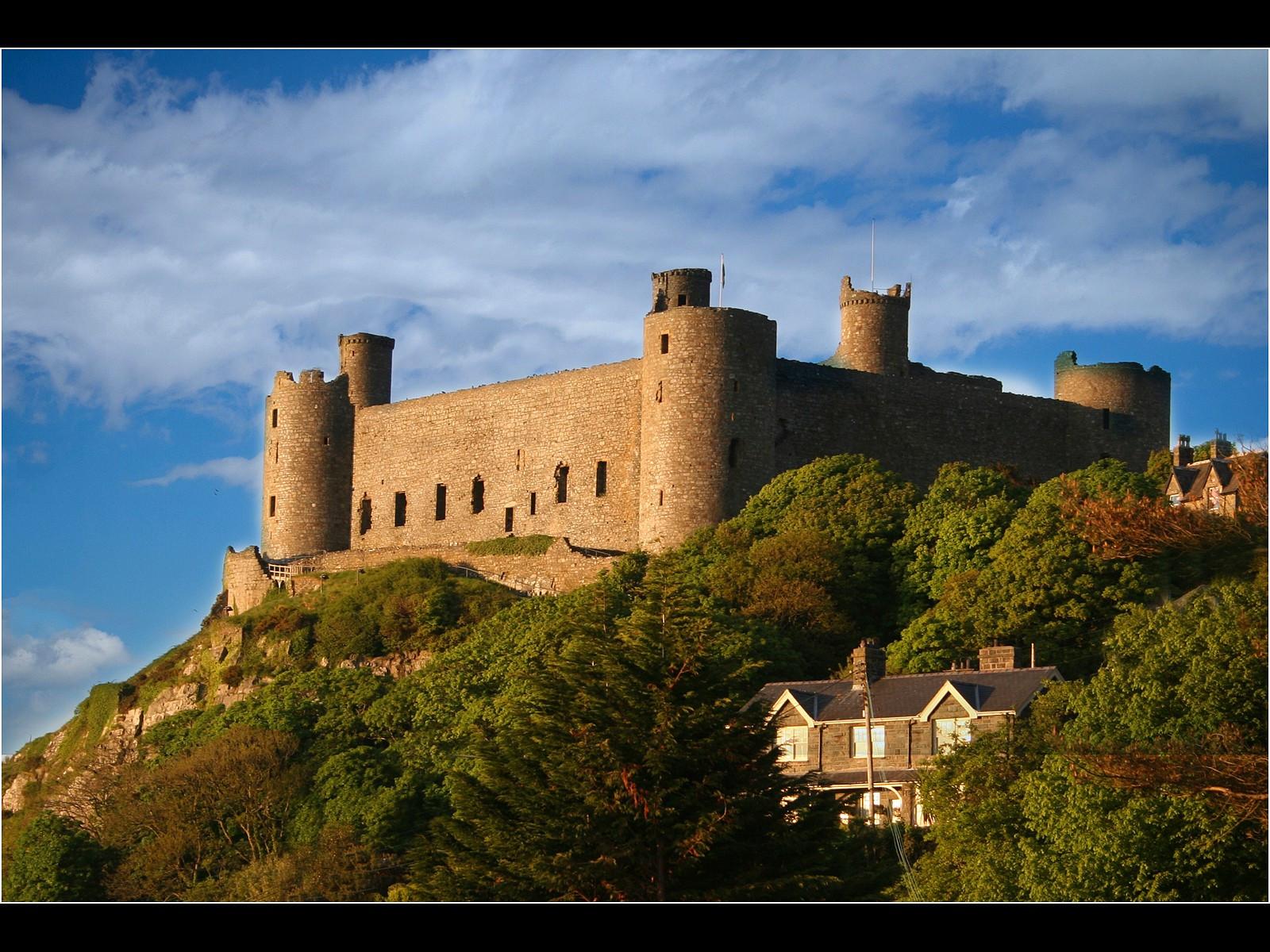Harleck Castle