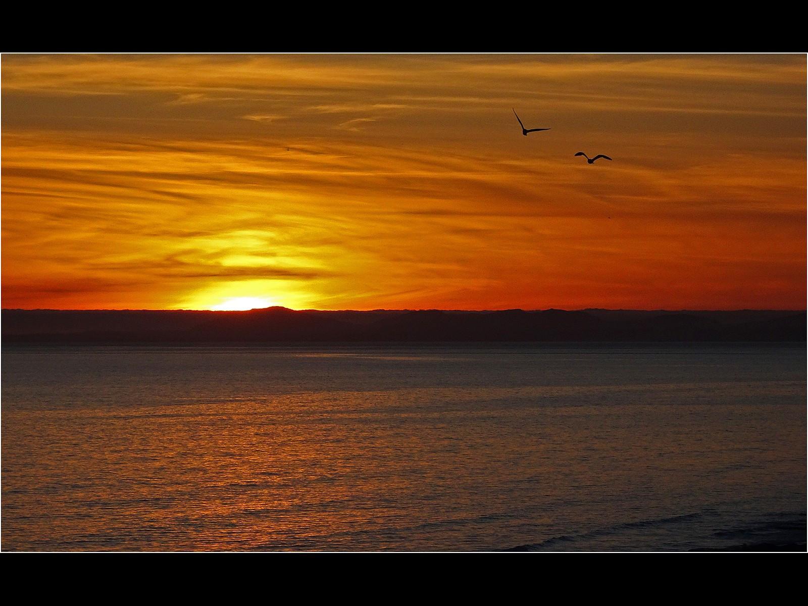 Sunset Barmouth