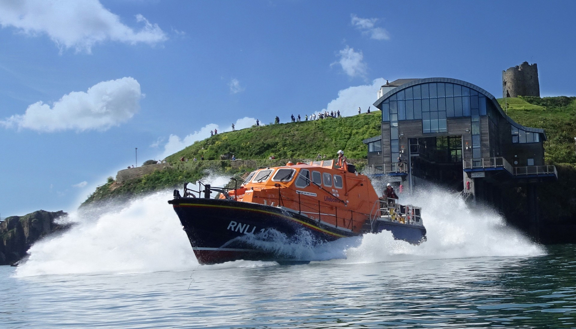 Tenby Lifeboat